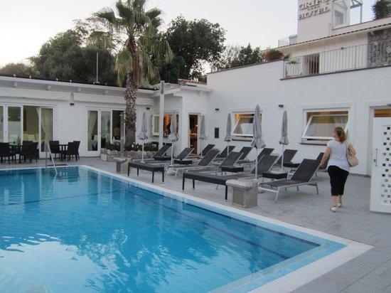 Grifo Hotel Charme & SPA: angolo piscina