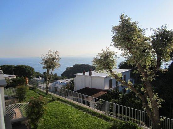 Grifo Hotel Charme & SPA: vista mare dalla camera