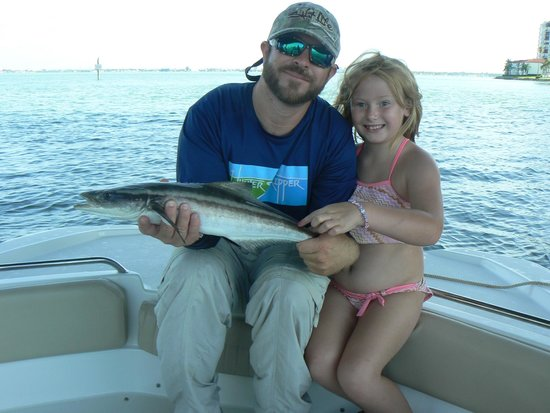One Love Charters: Emily's Cobia