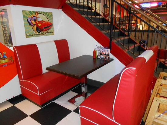american style diner picture of skegness bowl skegness. Black Bedroom Furniture Sets. Home Design Ideas