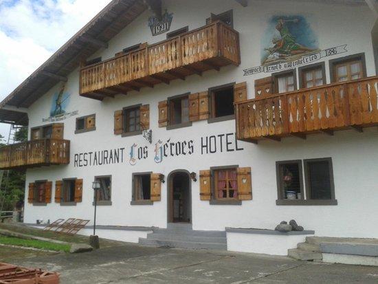 Hotel Los Heroes : Hotel y Restaurante Los Heroes