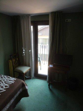 Hotel Tivoli: Single-room