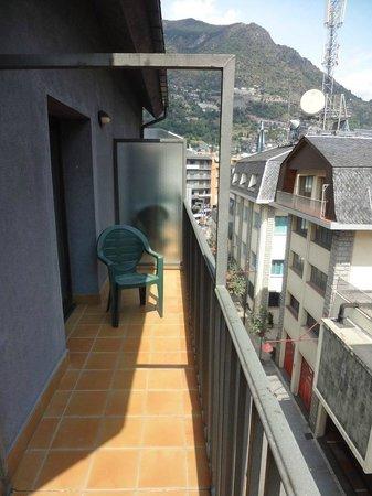 Hotel Tivoli: Balcony