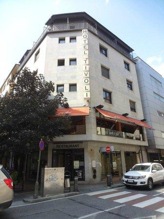 Hotel Tivoli: Hotel