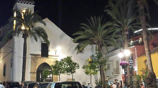 Casco antiguo de Marbella: Iglesia