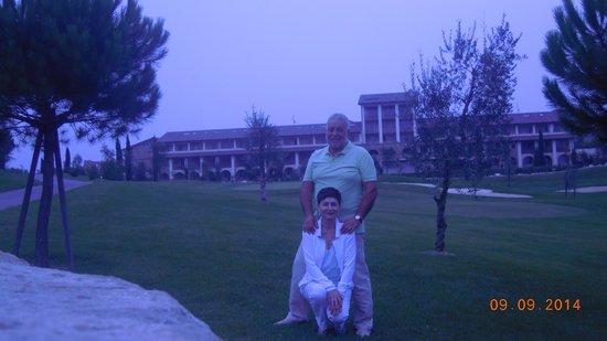 Chervo Golf Hotel Spa & Resort: Chervo Hotel