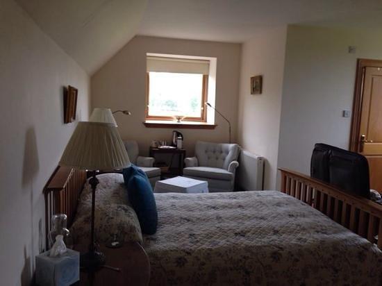Lismore House B&B: Bedroom