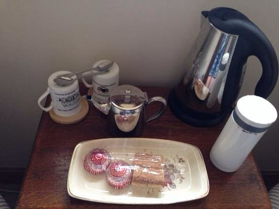 Lismore House B&B: Homemade treats!