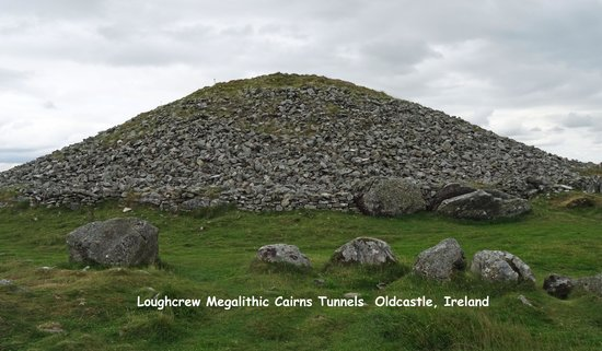 Loughcrew Megalithic Cairns: Not Just Bunch of Rocks!