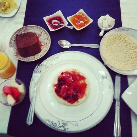 MonRiad: Breakfast