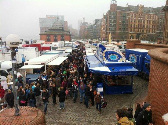 Fischmarkt Billede Af Fish Auction Hall And Market