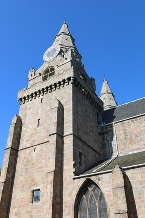 St Machar's Cathedral: The Cathedal