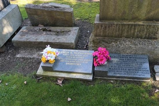 St Machar's Cathedral: The cemetery