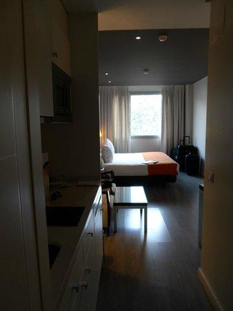 Sercotel Suites Viena: Super confortável
