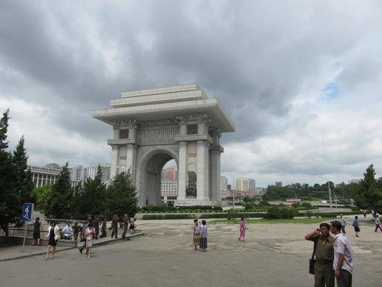 Triumphal Arch: Arc de triomphe