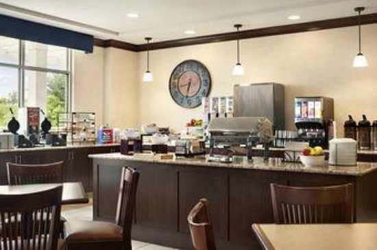 Country Inn & Suites by Radisson, Dover, OH : Breakfast area