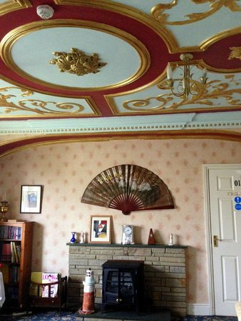 Wentworth House: The Lounge