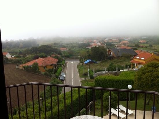 Lombina Hotel: vistas desde la habitacion
