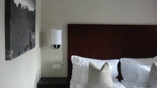 Hotel Krebs: hotel room
