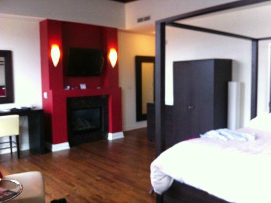 Sterling Inn & Spa: Suite