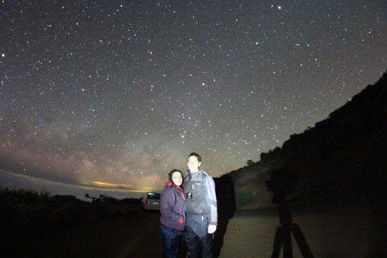 Astro La Palma: Couple shot!