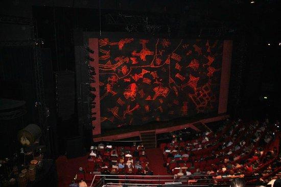 Der Koenig der Loewen (The Lion King): Bühne