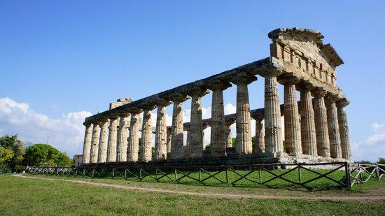 Museo Archeologico Nazionale di Paestum : Area archeologica 2