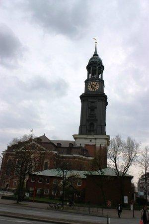 Hauptkirche St. Michaelis: Kirche