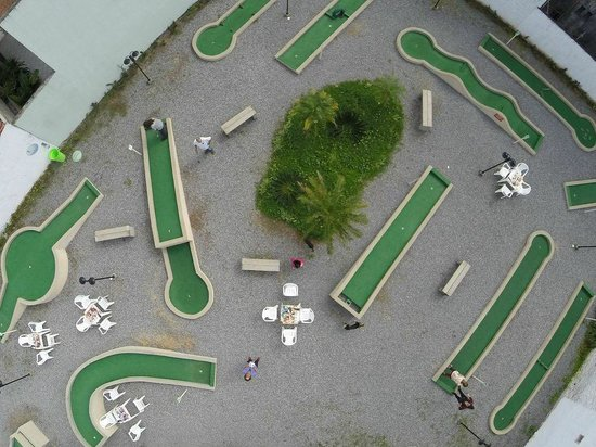 Mini Golf Itanhaém