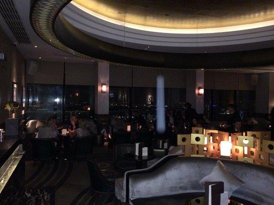 Galvin at Windows Restaurant: Bar