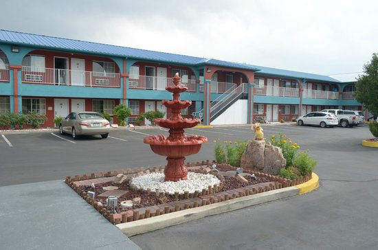 Sandia Peak Inn Motel: il motel