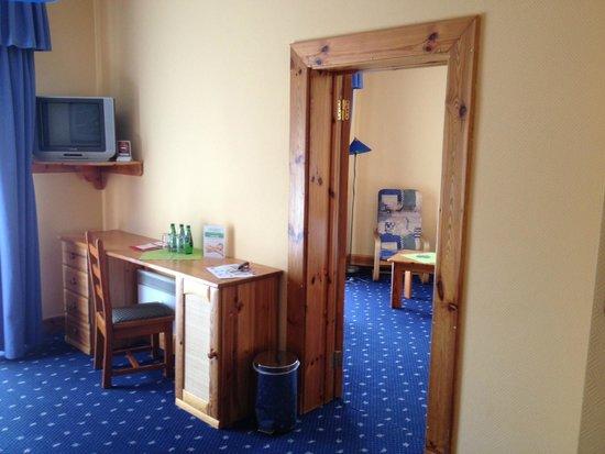 Hotel Skalny: apartament