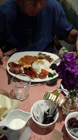 Roxford Lodge Hotel: Full Irish