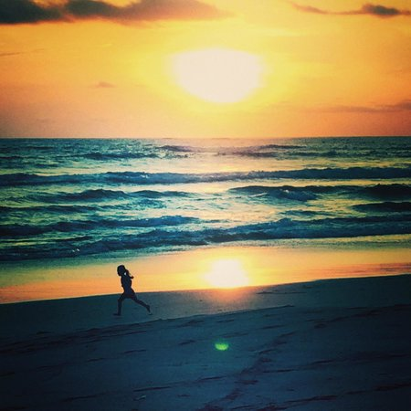 Hotel El Manglar: Playa Grande Sunset