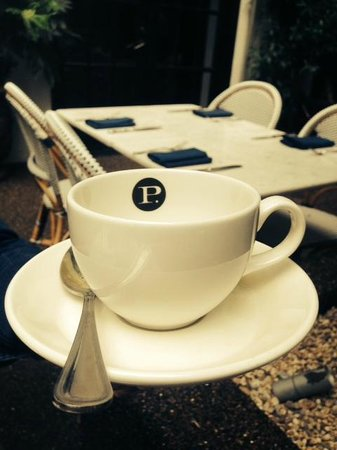 Palihouse West Hollywood : Tea Time at Palihouse