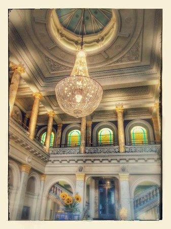 The Grosvenor Hotel: Wow factor: Amazing lobby!
