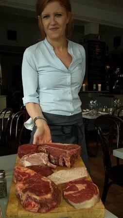 The Chophouse Gastro Pub: Cathy