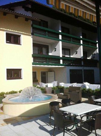 Hotel Ferienwohnungen Gabriel: Nebenhaus