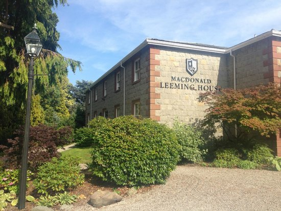 Macdonald Leeming House, Ullswater: Side View