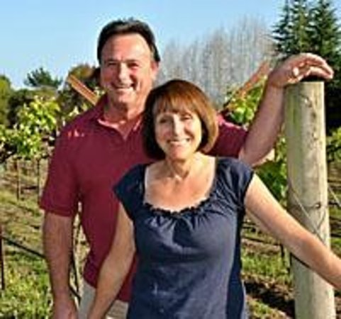 Aptos, CA: Brian and Marguerite Nicholson