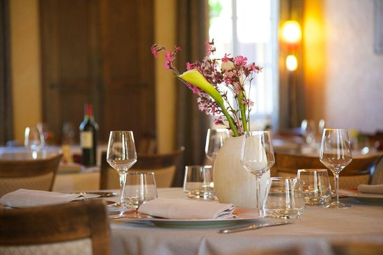 Restaurant - Hotel La Bonne Auberge