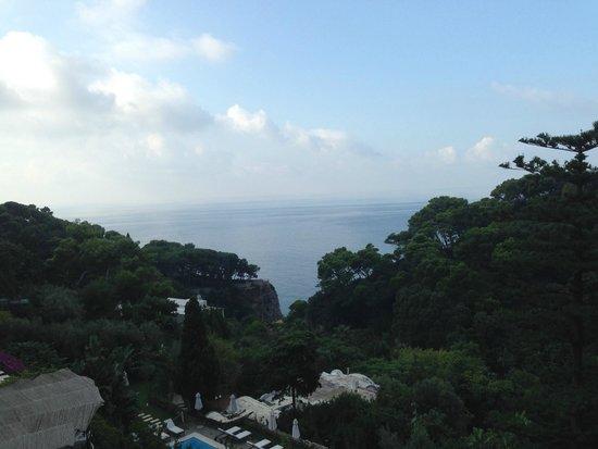 Hotel La Vega: View from room 41