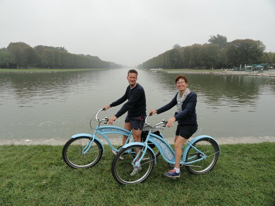 versailles blue bike tour picture of blue fox travel paris tripadvisor. Black Bedroom Furniture Sets. Home Design Ideas