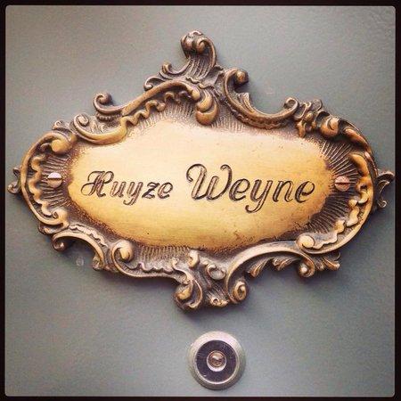 Huyze Weyne