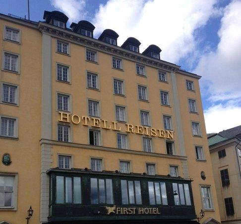 First Hotel Reisen : Так выглядит Reisen
