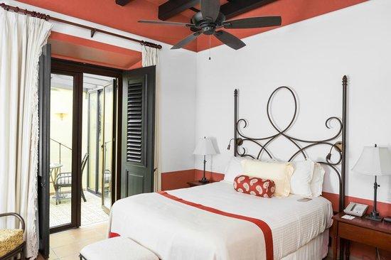 Hotel El Convento: 1st Floor Room
