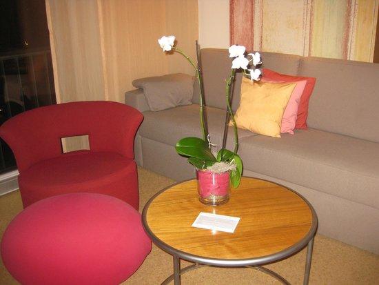 A-ROSA Travemünde: Zimmer
