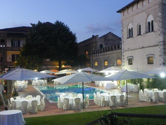 Tenuta Torre Gaia: veduta piscina
