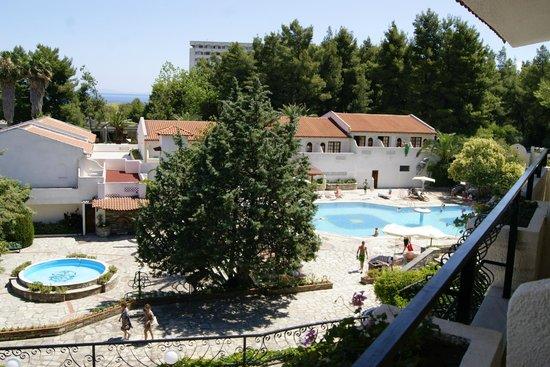Macedonian Sun Hotel: вид из номера