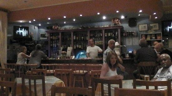 Roda Oasis Hotel & Apartments: Roda Oasis Bar